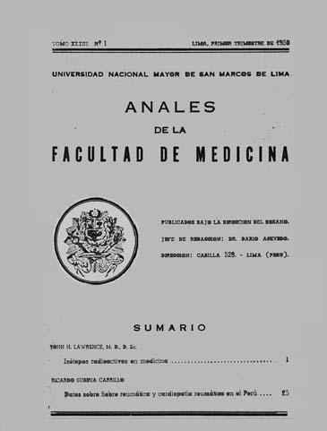 Ver Vol. 33 Núm. 1 (1950)