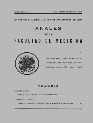 Ver Vol. 33 Núm. 3 (1950)