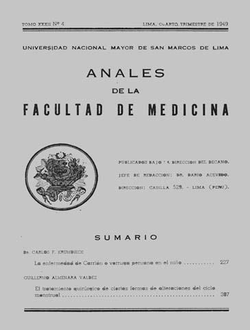 Ver Vol. 32 Núm. 4 (1949)