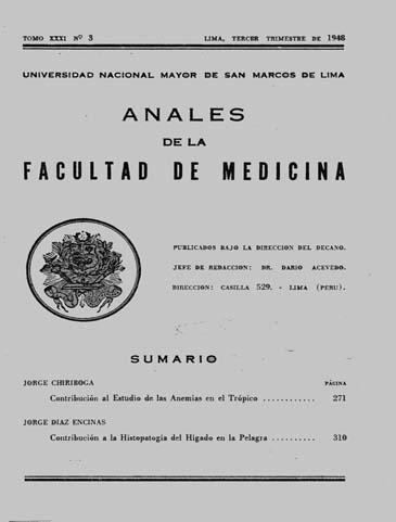 Ver Vol. 31 Núm. 3 (1948)