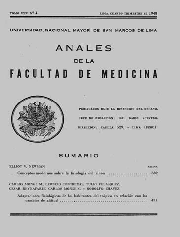 Ver Vol. 31 Núm. 4 (1948)