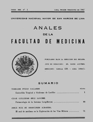 Ver Vol. 30 Núm. 1 (1947)