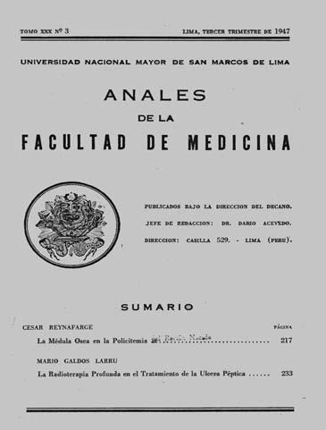 Ver Vol. 30 Núm. 3 (1947)