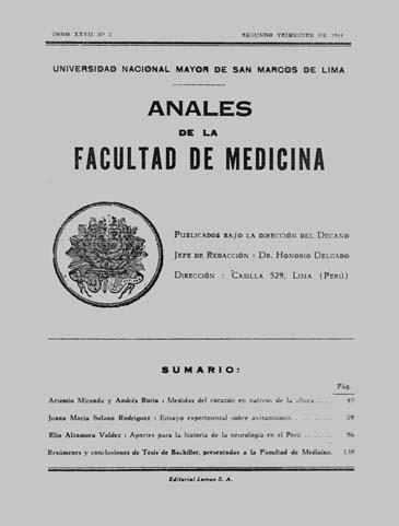 Ver Vol. 27 Núm. 2 (1944)