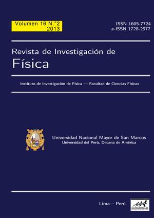 Revista de Investigación de Física
