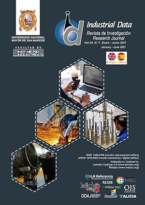 INDUSTRIAL DATA Revista de Investigación