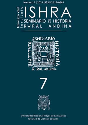 ISHRA, Revista del Instituto Seminario de Historia Rural Andina