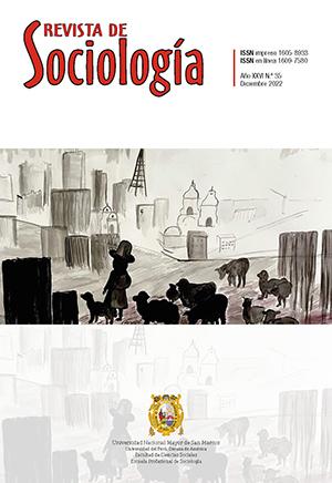 Revista de Sociología