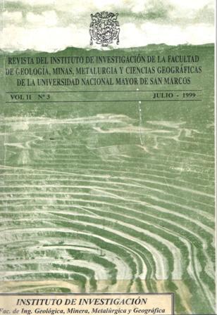 Ver Vol. 2 Núm. 3 (1999)