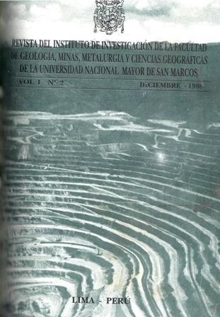 Ver Vol. 1 Núm. 2 (1998)
