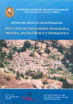 Ver Vol. 10 Núm. 20 (2007)