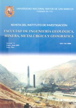 Ver Vol. 6 Núm. 11 (2003)