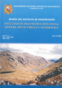 Ver Vol. 5 Núm. 9 (2002)