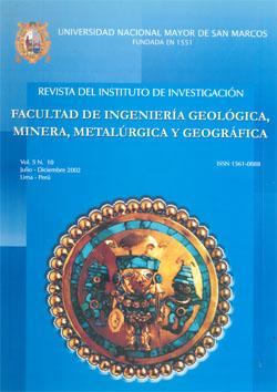 Ver Vol. 5 Núm. 10 (2002)