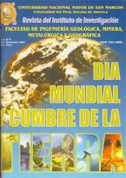 Ver Vol. 4 Núm. 8 (2001)