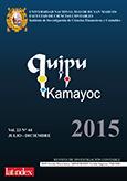 Ver Vol. 23 Núm. 44 (2015)