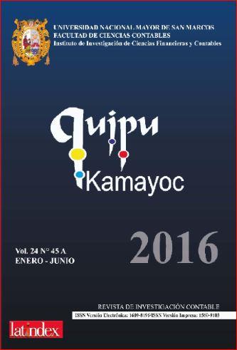 Ver Vol. 24 Núm. 45 (2016)
