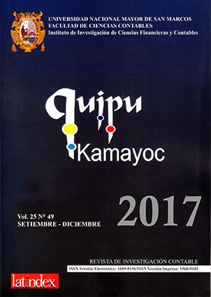 Ver Vol. 25 Núm. 49 (2017)
