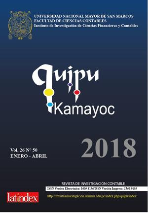 Ver Vol. 26 Núm. 50 (2018)