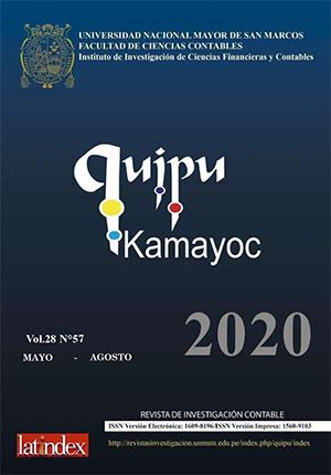 Ver Vol. 28 Núm. 57 (2020)
