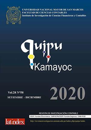 Ver Vol. 28 Núm. 58 (2020)