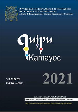 Ver Vol. 29 Núm. 59 (2021)