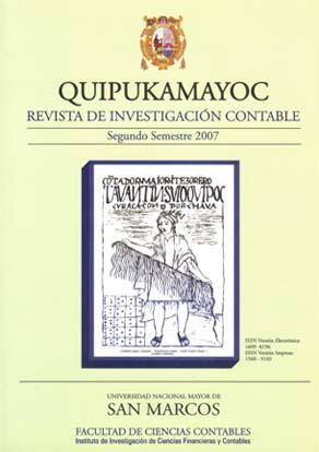 Ver Vol. 14 Núm. 28 (2007)