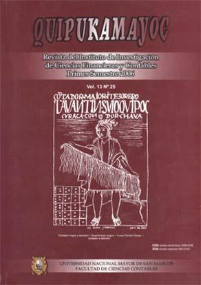 Ver Vol. 13 Núm. 25 (2006)