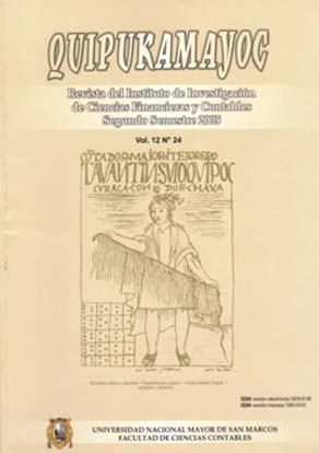 Ver Vol. 12 Núm. 24 (2005)