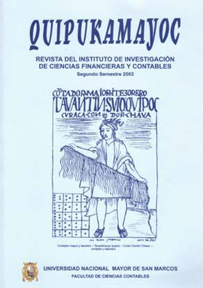 Ver Vol. 10 Núm. 20 (2003)