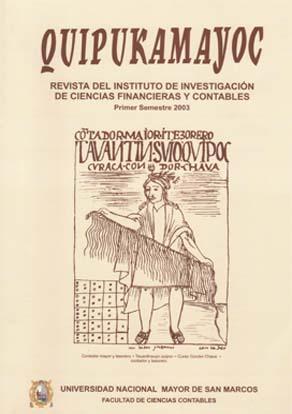 Ver Vol. 10 Núm. 19 (2003)