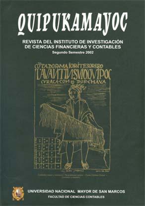 Ver Vol. 9 Núm. 18 (2002)