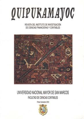 Ver Vol. 7 Núm. 13 (2000)