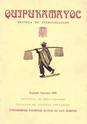 Ver Vol. 1 Núm. 2 (1993)