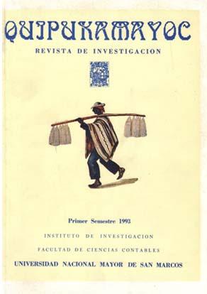 Ver Vol. 1 Núm. 1 (1993)